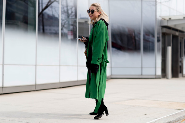 A Green Trench