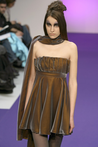 Fatima Lopes at Paris Fall 2007