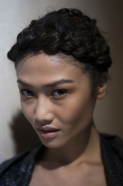 Fatima Lopes at Paris Spring 2014 (Backstage)