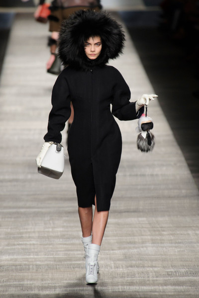 Fendi at Milan Fall 2014
