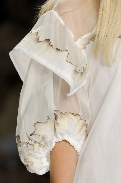 Fendi at Milan Spring 2011 (Details)