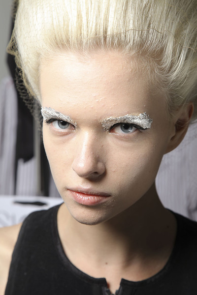 Fendi at Milan Spring 2012 (Backstage)