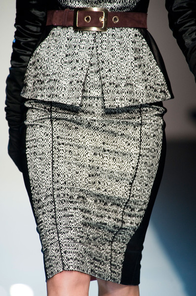 For.Me Elena Miro at Milan Fall 2013 (Details)