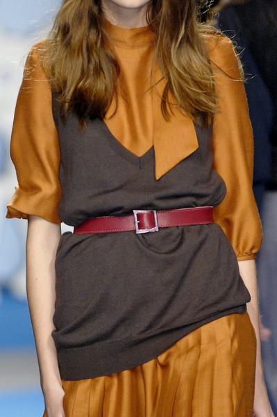 Frankie Morello at Milan Fall 2007 (Details)