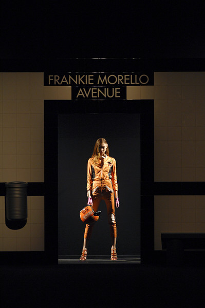 Frankie Morello at Milan Spring 2008