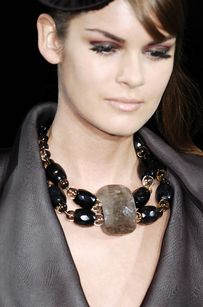 G Armani at Milan Fall 2006 (Details)