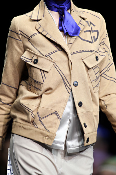 G-Star Raw at New York Fall 2010 (Details)
