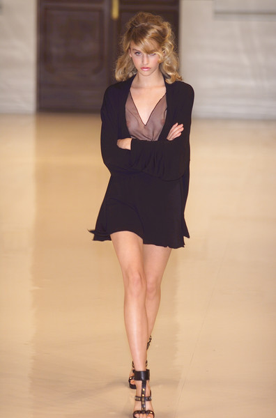 GFF Gianfranco Ferré at Milan Spring 2001