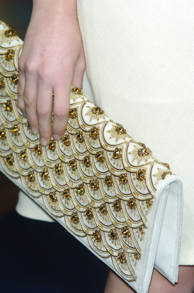 Gai Mattiolo at Milan Fall 2005 (Details)