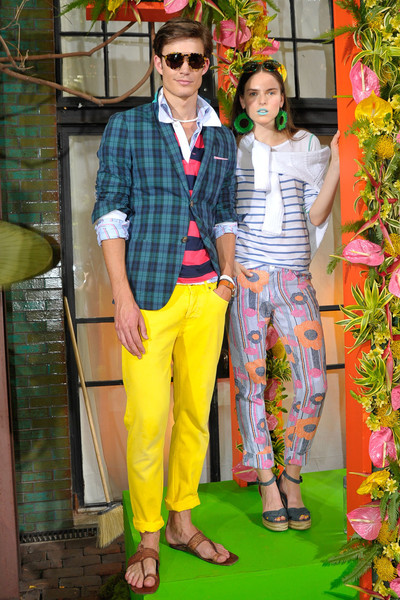 Gant by Michael Bastian at New York Spring 2012