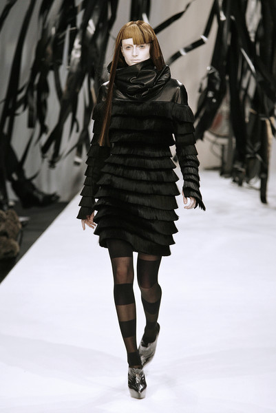 Gareth Pugh at London Fall 2007