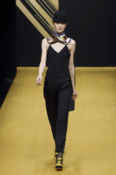 Gaspard Yurkievich at Paris Fall 2008