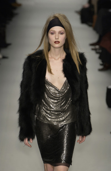 Genny at Milan Fall 2002