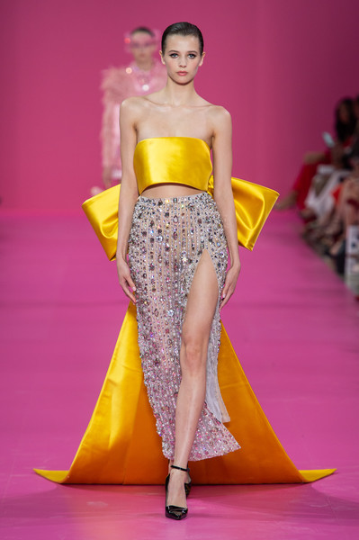 Georges Hobeika at Couture Fall 2019