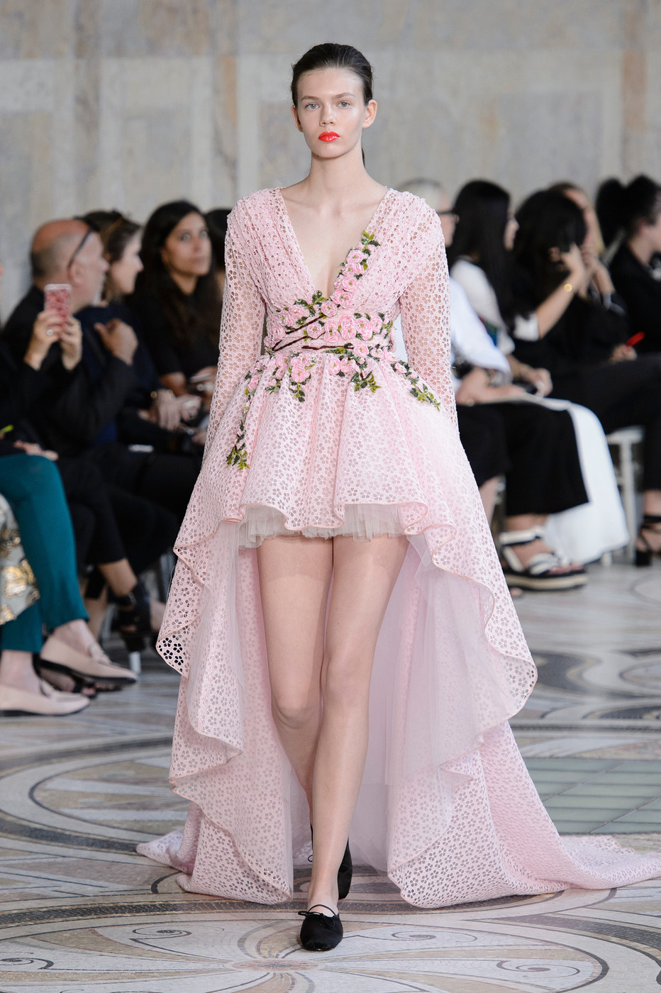 Giambattista Valli Couture, Fall 2017