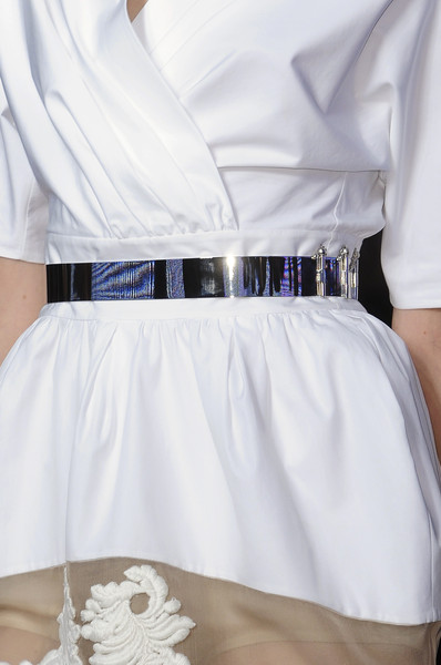 Giambattista Valli at Paris Spring 2011 (Details)