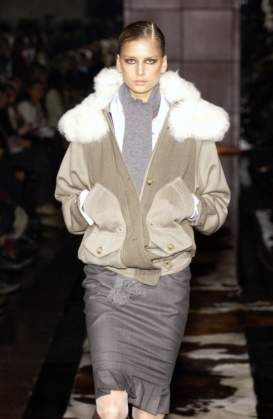 Gianfranco Ferré at Milan Fall 2005