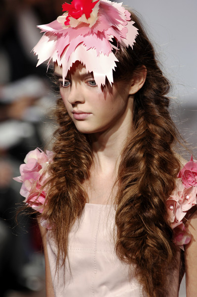 Giles at London Spring 2008 (Details)