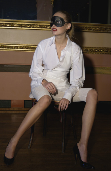 Gilles Rosier at Paris Spring 2003