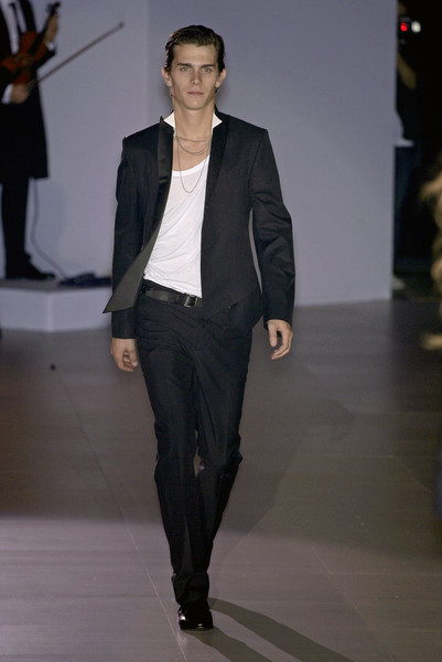 Gilles Rosier at Paris Spring 2007