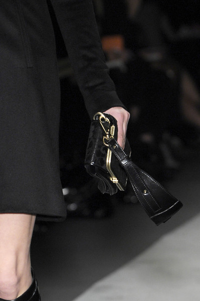 Givenchy at Paris Fall 2008 (Details)