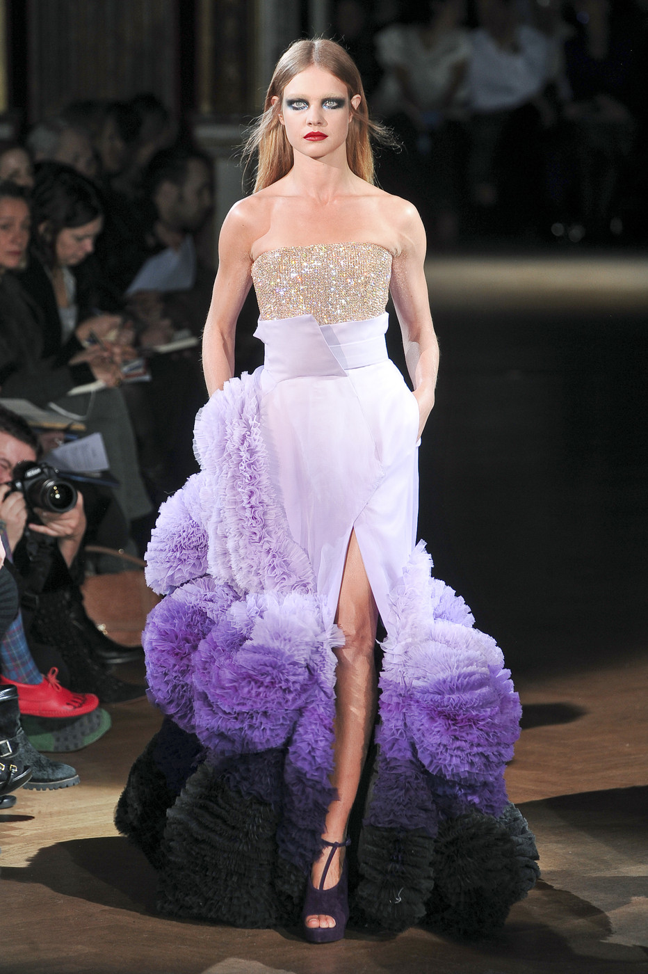 Givenchy At Couture Spring 2010 Livingly