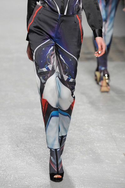 Ground Zero at Paris Fall 2013 (Details)
