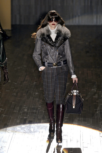 Gucci at Milan Fall 2007