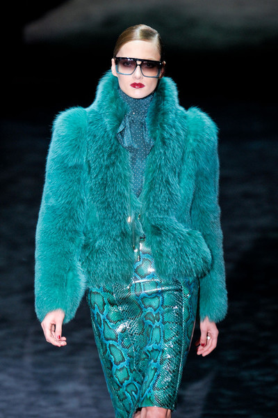 Gucci at Milan Fall 2011