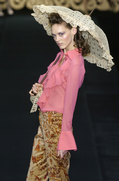 Guerriero at Milan Fall 2004