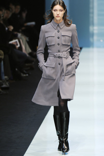 Guy Laroche at Paris Fall 2005 [fashion show,fashion model,fashion,runway,clothing,shoulder,coat,outerwear,public event,joint,supermodel,socialite,guy laroche,runway,fashion,model,trench coat,haute couture,paris fashion week,fashion show,runway,fashion show,model,fashion,overcoat,haute couture,supermodel,trench coat,socialite]