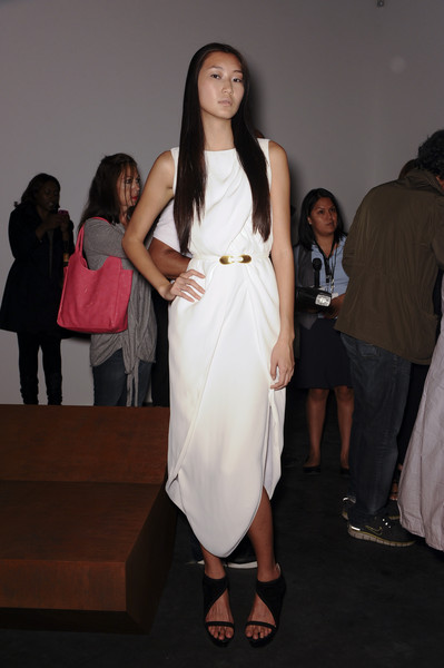 Halston at New York Spring 2011