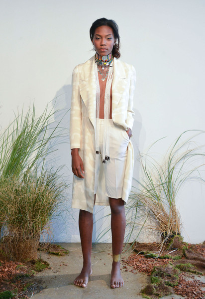 Hanley Mellon at New York Spring 2015