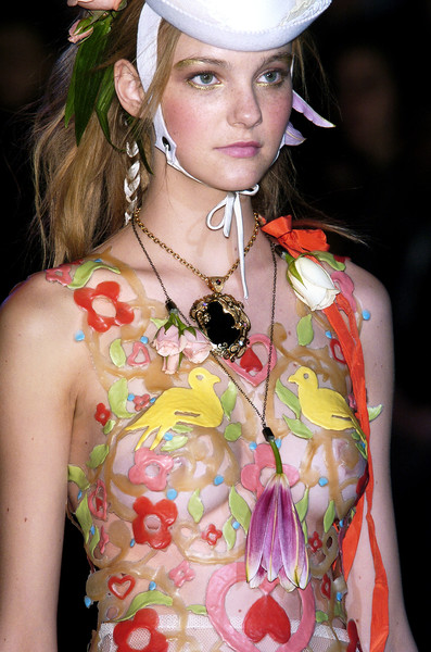 Hechcovitch at New York Fall 2005 (Details)