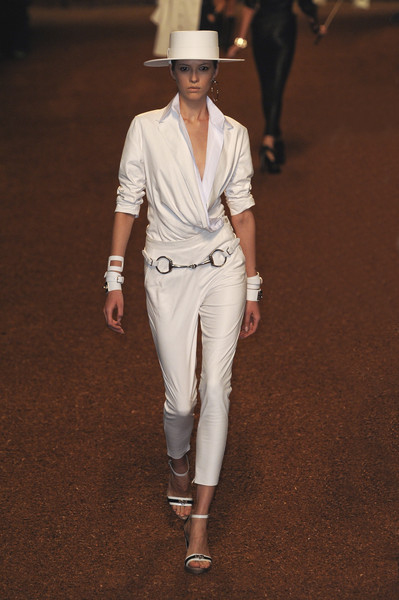 Hermès at Paris Spring 2011