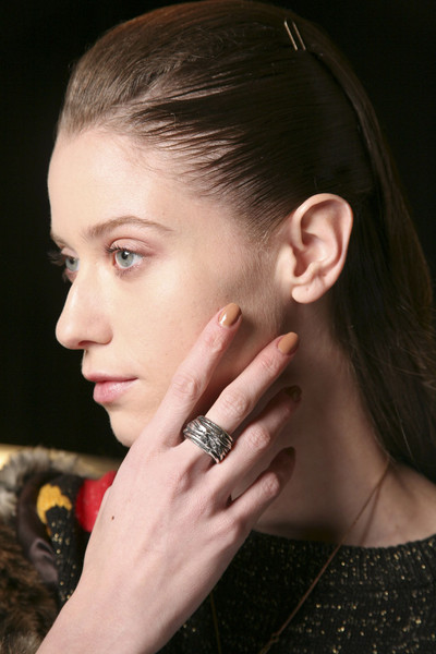 Hervé Léger by Max Azria at New York Fall 2011 (Backstage)
