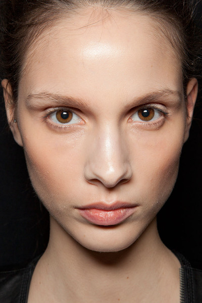Hervé Léger by Max Azria at New York Fall 2012 (Backstage)