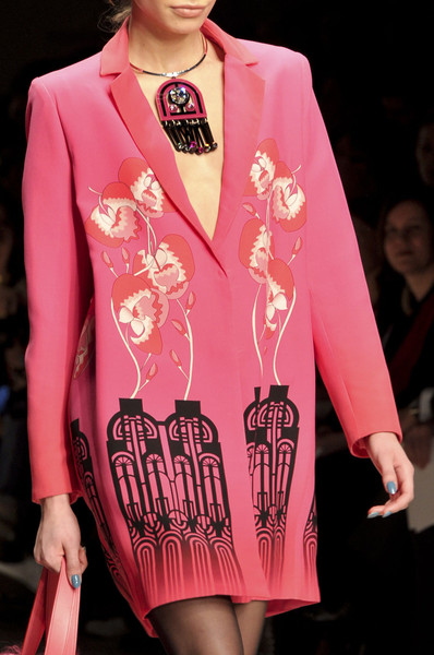 Holly Fulton at London Fall 2012 (Details)
