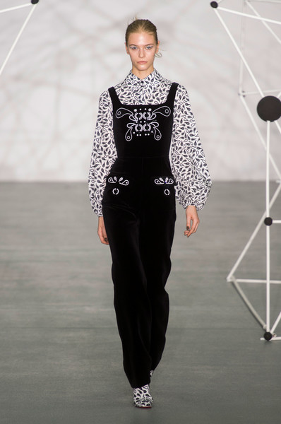 Holly Fulton at London Fall 2016