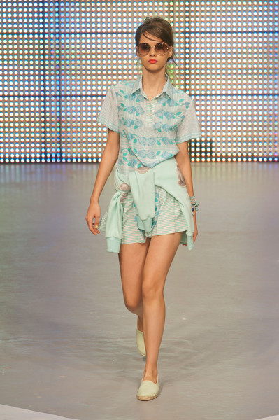 Holly Fulton at London Spring 2013