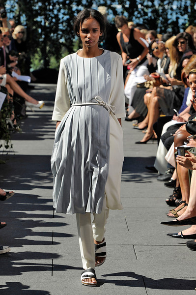 Houghton at New York Spring 2014