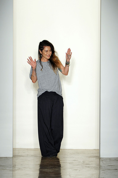 Houghton at New York Spring 2015 [image,white,shoulder,black,standing,arm,joint,leg,fashion,waist,photography,jeans,fashion,photo shoot,crayon,black,standing,arm,houghton,new york fashion week,jeans,new york fashion week,image,fashion,photo shoot,crayon,vsco,ready-to-wear,outerwear]
