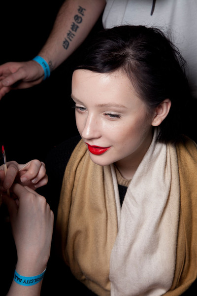 House of Holland at London Fall 2012 (Backstage)