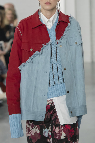 House of Holland at London Fall 2018 (Details)