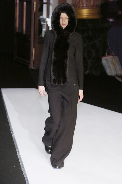 Hussein Chalayan at Paris Fall 2004