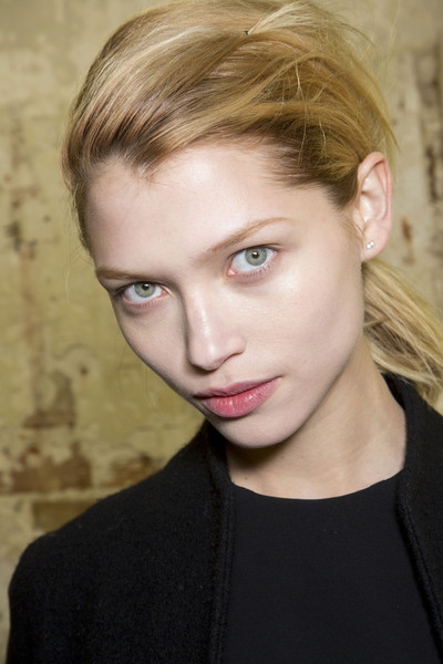 Hussein Chalayan at Paris Fall 2013 (Backstage)