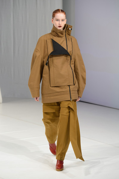 Hussein Chalayan at London Fall 2018