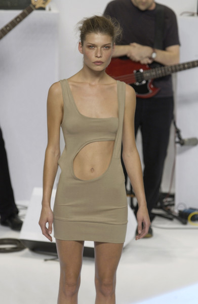 Hussein Chalayan at Paris Spring 2003