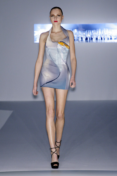 Hussein Chalayan at Paris Spring 2009