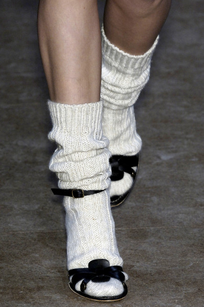Isabel Marant at Paris Fall 2006 (Details)
